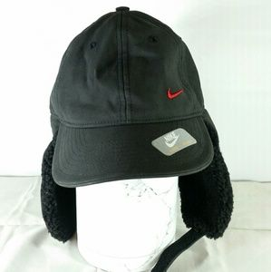 NWT Nike Trapper Hat Black Youth 8 20